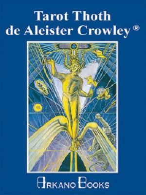 """¡""""Tarot Thoth de Aleister Crowley"""" en venta! • Libro a su"""